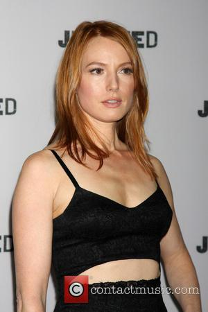 Alicia Witt - FX Television's Justified Premiere Screening at the Directors Guild of America - Los Angeles, California, United States...