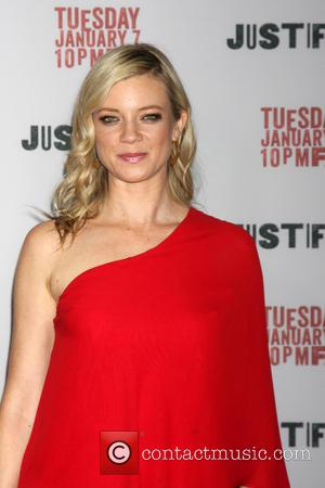 Amy Smart - FX Television's Justified Premiere Screening at the Directors Guild of America - Los Angeles, California, United States...