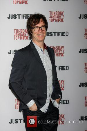 Ben Folds - FX Television's Justified Premiere Screening at the Directors Guild of America - Los Angeles, California, United States...