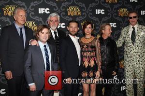 Tim Robbins, Haley Joel Osment, Steve Tom, Tobey Maguire, Kristen Wiig, David Spade and Will Ferrell