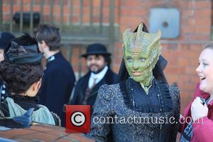 Neve McIntosh as Madame Vastra - The series begins Peter Capaldi's era as The Timelord and is directed by Ben...