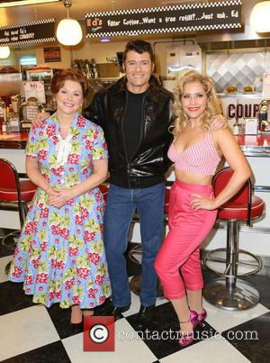 Cheryl Baker, Ben Freeman and Heidi Range -