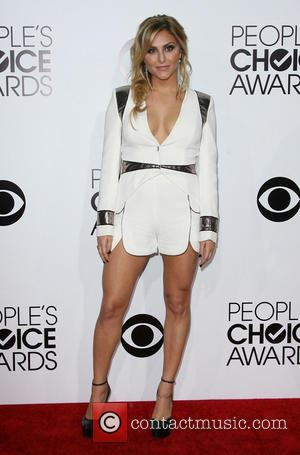 Cassie Scerbo - Peoples Choice Awards 2014 Arrivals held at Nokia Theatre L.A. Live, 777 Chick Hearn Ct., Los Angeles,...