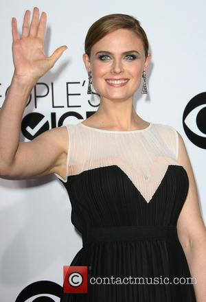 Emily Deschanel - Peoples Choice Awards 2014 Arrivals held at Nokia Theatre L.A. Live, 777 Chick Hearn Ct., Los Angeles,...