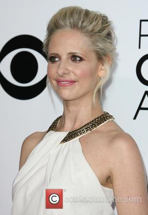 Sarah Michelle Gellar - Peoples Choice Awards 2014 Arrivals held at Nokia Theatre L.A. Live, 777 Chick Hearn Ct., Los...
