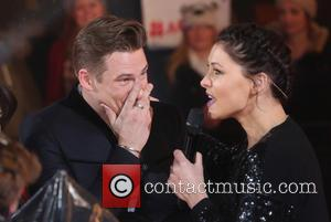 Lee Ryan and Emma Willis