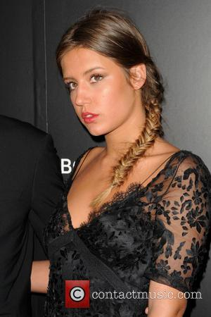 Adele Exarchopoulos - 2014 National Board Of Review Awards Gala - Red Carpet Arrivals - Manhattan, New York, United States...