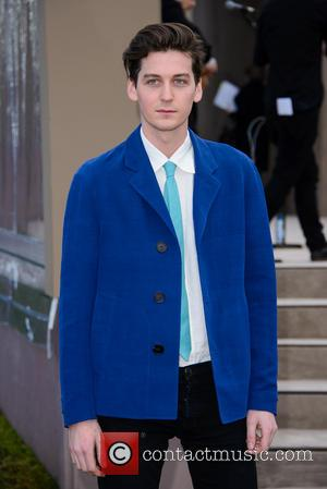 George Craig - London Collections: Men AW14 - Burberry Prorsum - Arrivals - London, United Kingdom - Wednesday 8th January...