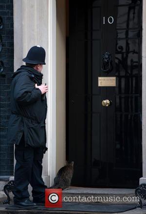 Freya and David Cameron