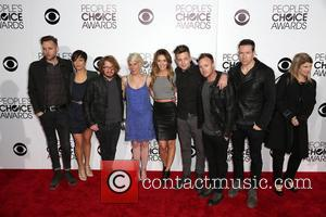 OneRepublic - The 40th Annual People's Choice Awards at Nokia Theatre L.A. Live - Arrivals - Los Angeles, California, United...