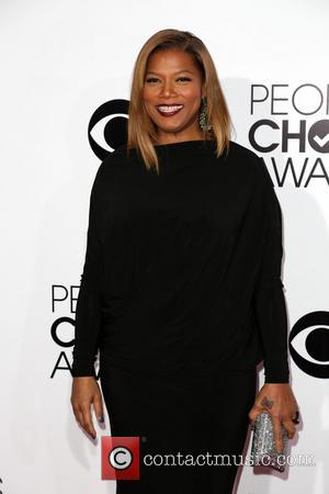 Queen Latifah - The 40th Annual People's Choice Awards at Nokia Theatre L.A. Live - Arrivals - Los Angeles, California,...