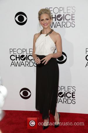 Sarah Michelle Gellar - The 40th Annual People's Choice Awards at Nokia Theatre L.A. Live - Arrivals - Los Angeles,...