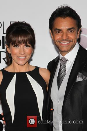 Eugenio Derbez and Alessandra Rosaldo - The 40th Annual Peoples Choice Awards at Nokia LA Live - Los Angeles, California,...