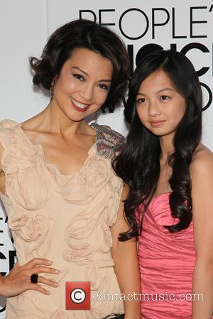 Ming-na Wen and Michaela Zee