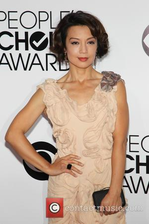 Ming-Na Wen - The 40th Annual Peoples Choice Awards at Nokia LA Live - Los Angeles, California, United States -...