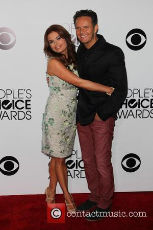 Roma Downey and Mark Burnett - The 40th Annual Peoples Choice Awards at Nokia LA Live - Los Angeles, California,...