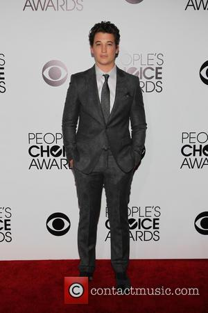 Miles Teller - The 40th Annual Peoples Choice Awards at Nokia LA Live - Los Angeles, California, United States -...