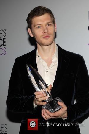 Joseph Morgan - The 40th Annual Peoples Choice Awards at Nokia LA Live - Los Angeles, California, United States -...