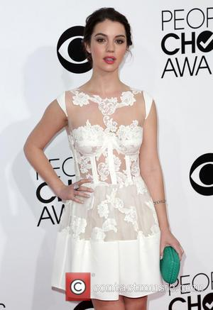Adelaide Kane - The 40th Annual People's Choice Awards held at Nokia L.A. Live - Arrivals - Los Angeles, California,...