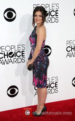 Lucy Hale, People's Choice Awards