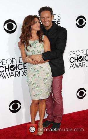 Roma Downey and Mark Burnett - The 40th Annual People's Choice Awards held at Nokia L.A. Live - Arrivals -...