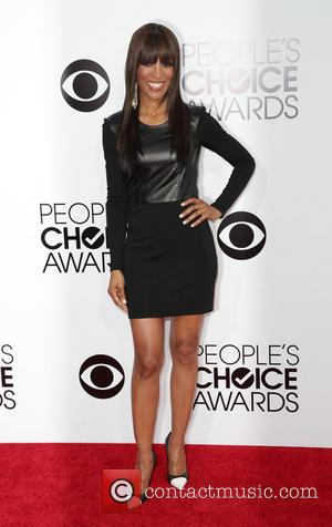 Shaun Robinson - The 40th Annual People's Choice Awards held at Nokia L.A. Live - Arrivals - Los Angeles, California,...