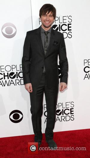 Torrance Coombs - The 40th Annual People's Choice Awards held at Nokia L.A. Live - Arrivals - Los Angeles, California,...