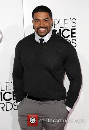 David Otunga - The 40th Annual People's Choice Awards held at Nokia L.A. Live - Arrivals - Los Angeles, California,...