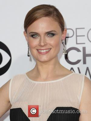 Emily Deschanel - The 40th Annual People's Choice Awards held at Nokia .LA. Live - Arrivals - Los Angeles, California,...