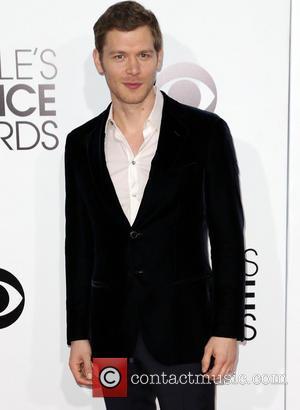 Joseph Morgan - The 40th Annual People's Choice Awards held at Nokia .LA. Live - Arrivals - Los Angeles, California,...