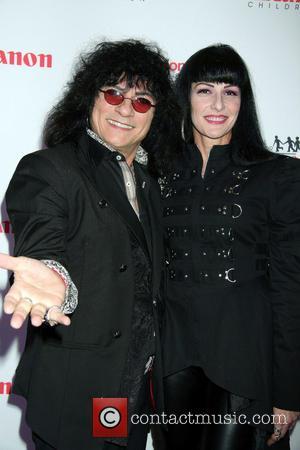 Paul Shortino and Carmen Shortino
