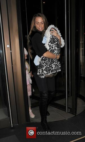 Katie Price and Jett Riviera