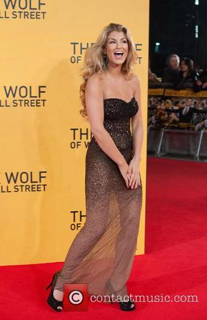 Amy Willerton - The Wolf of Wall Street UK premiere held at the Odeon Leicester Square - Arrivals. - London,...