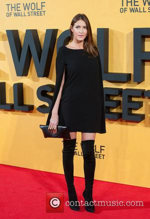 Lisa Snowdon - The Wolf of Wall Street UK premiere held at the Odeon Leicester Square - Arrivals. - London,...