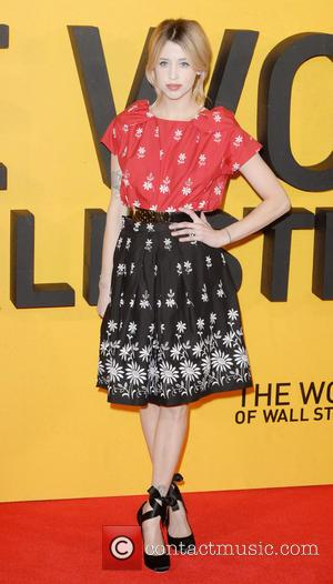 Peaches Geldof - The Wolf of Wall Street U.K. premiere held at the Odeon Leicester Square - Arrivals - London,...