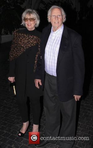 Bruce Dern and Andrea Beckett - W's Golden Globes Party 2014 held at Chateau Marmont - Outside Arrivals - Los...