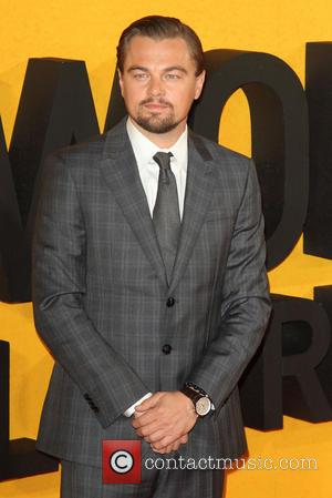 Leonardo DiCaprio - The Wolf of Wall Street UK Premiere at the Odeon Leicester Square, London - London, United Kingdom...