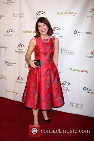 Kate Flannery - Derby Does Hollywood 2014 - A Kentucky Derby Prelude Party - Arrivals - Los Angeles, California, United...
