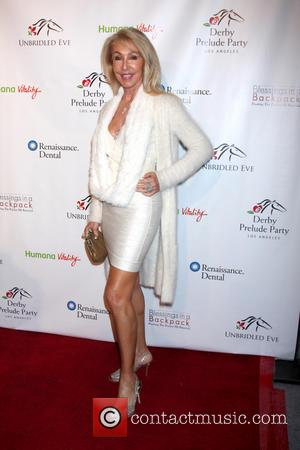 Linda Thompson - Derby Does Hollywood 2014 - A Kentucky Derby Prelude Party - Arrivals - Los Angeles, California, United...
