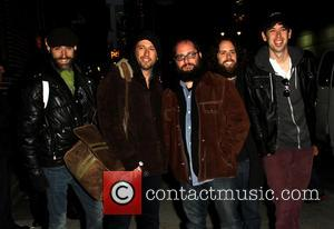 David Letterman and The Band Will Hoge