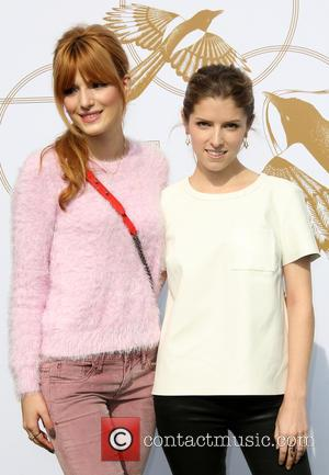 Bella Thorne and Anna Kendrick