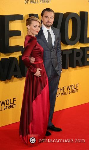 Leonardo Dicaprio and Margot Robbie - The Wolf of Wall Street U.K. premiere held at the Odeon Leicester Square -...