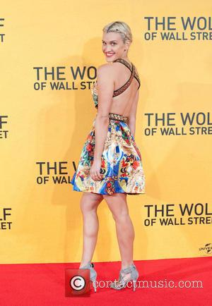 Ashley Roberts - The Wolf of Wall Street UK premiere held at the Odeon Leicester Square - Arrivals. - London,...