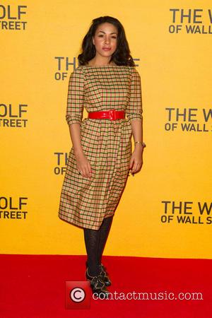 Kathryn Drysdale - The Wolf of Wall Street U.K. premiere held at the Odeon Leicester Square - Arrivals - London,...
