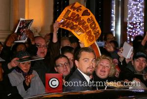 Leonardo DiCaprio - The wolf of Wall Street UK premiere in Leicester Square - London, United Kingdom - Thursday 9th...