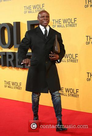 Chris Eubank - The Wolf of Wall Street - UK film premiere held at the Odeon Leicester Square - Arrivals...