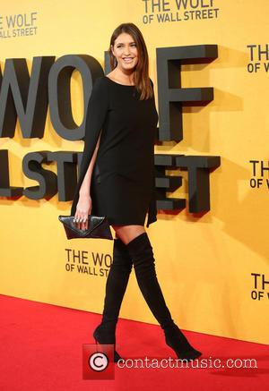 Lisa Snowdon - The Wolf of Wall Street - UK film premiere held at the Odeon Leicester Square - Arrivals...