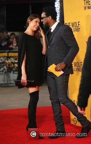Lisa Snowdon and Tim Wade