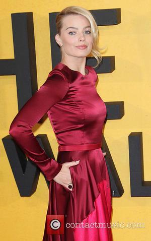 Margot Robbie - The Wolf of Wall Street Film Premiere - London, United Kingdom - Thursday 9th January 2014
