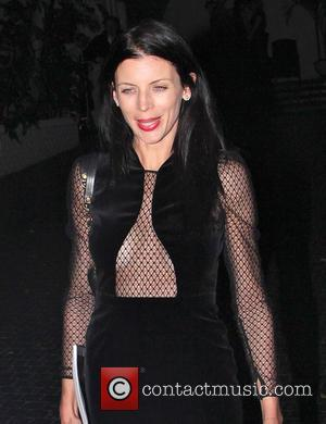 Liberty Ross - W's Golden Globes Party 2014 held at Chateau Marmont - Outside Arrivals - Los Angeles, California, United...